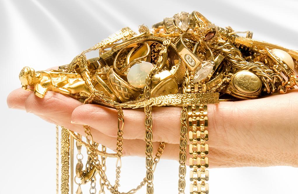 Маркировка золотых изделий